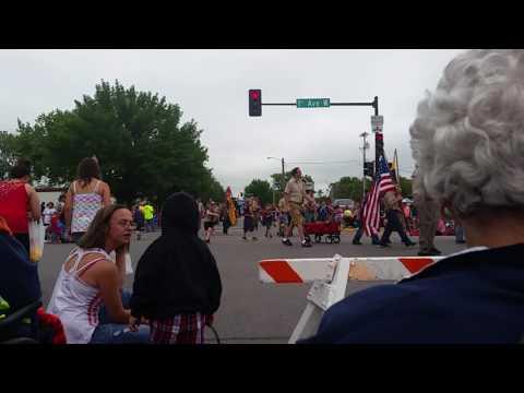 Newton, Iowa 4th of July parade pt 1