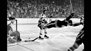 Your probably wondering how Bobby Orr Got Here