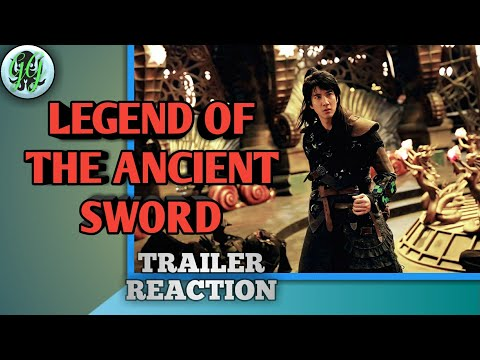 Legend Of The Ancient Sword Chinese Fantasy Movie Trailer
