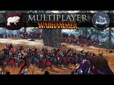 Comrades of Kislev, Not One Step Back! (Total War: Warhammer Online Battle #208) |