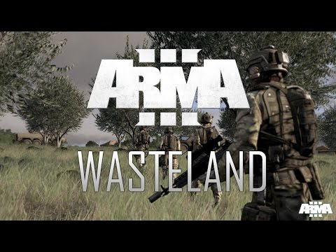 Arma 3 Wasteland live stream Wipeout overwatch