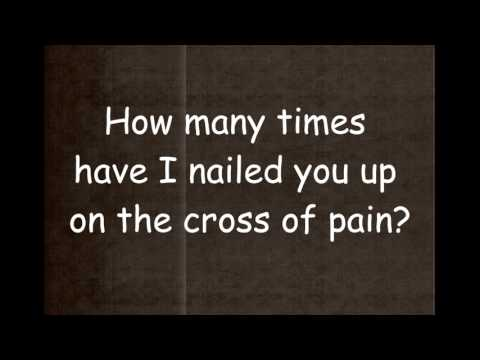 How Many Times (Seventy Times Seven)  by Whiteheart (Lyric Video)