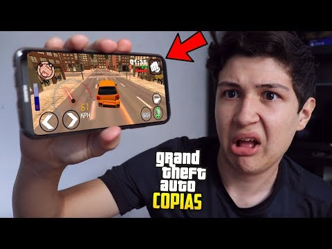LAS PEORES COPIAS BARATAS DE GTA!! #10 Grand Theft Auto Android, GTA SA, GTA 5 thumbnail