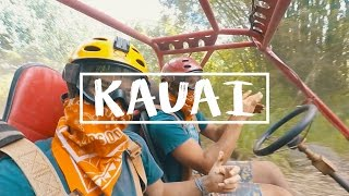 HAWAII: WE WENT TO KAUAI!!