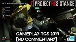 Project Resistance - Gameplay Demo - Tokyo Game Show 2019 [No Commentary]