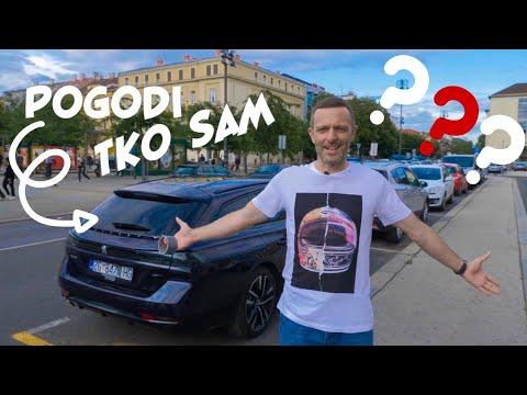 Pogodi Tko Sam - Peugeot 508 SW