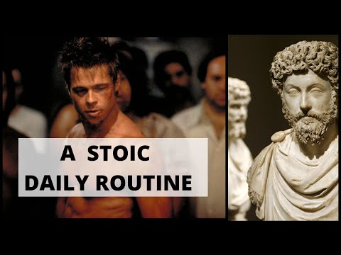 Stoicism: How to Be a Stoic in Daily Life | Marcus Aurelius' Morning Routine להורדה
