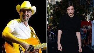 Country Star Craig Campbell Sings A Lorde Song! | TMZ