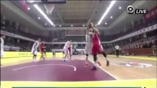 Fadi's Highlights vs Jiangsu Dragons (09 November 2014)
