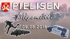 Pielisen mopomiitti 09.06.2018 // KTM syttyy tuleen