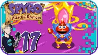 Spyro Attack of the Rhynocs - Part 17: The Final Boss - Ripto