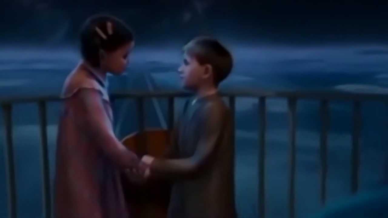 Polar Express ❉When Christmas Comes To Town❉ - YouTube