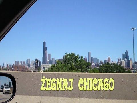 ,ŻEGNAJ CHICAGO''  wyk.CieNTY WALENTY''