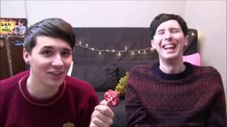 4 minutes of Dan and Phil innuendos