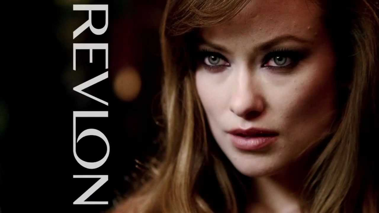 Olivia Wilde | Revlon commercial - YouTube