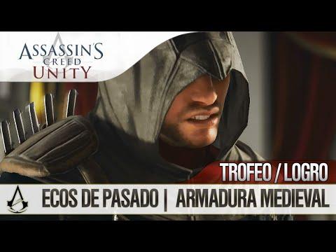 Assassin's Creed Unity | Trofeo / Logro | Ecos del Pasado | Thomas de Carneillon | Armadura Medieval