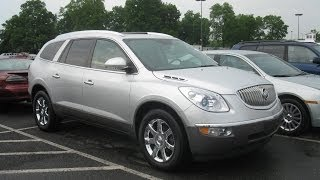2009 Buick Enclave CXL Start Up and Tour