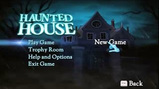 HAUNTED HOUSE - 2010 action horror game (PC version)