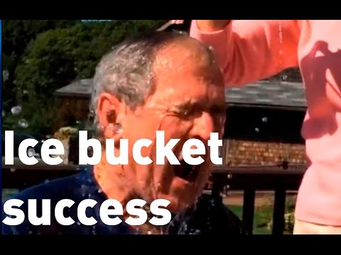 Ice Bucket challenge led to ALS breakthrough