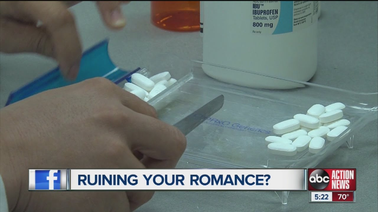 Medications could be ruining your sex life