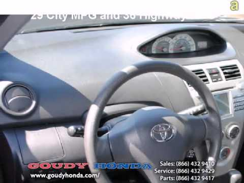 used 2008 toyota yaris with manual transmission los angeles alhambra rh youtube com Toyota Belt Toyota Baja