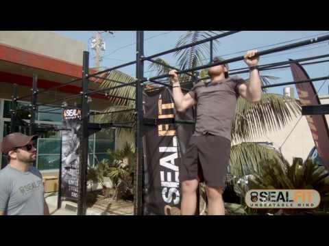 SEALFIT Max Rep pull up challenge
