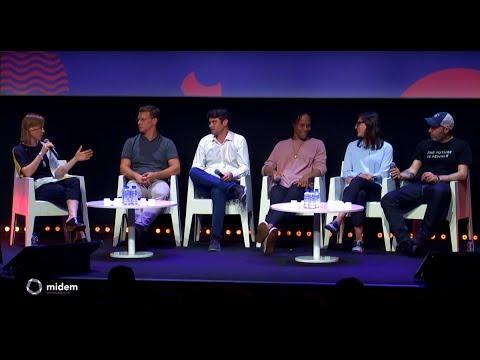 Copyright Summit – Blockchain & Copyright - Midem 2017