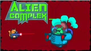 Alien Complex Game Walkthrough (All Levels)