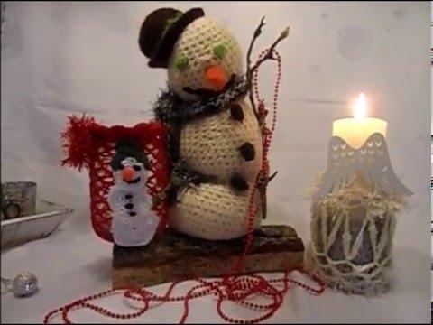 diy keka neue winter schneemann deko idee zum selber. Black Bedroom Furniture Sets. Home Design Ideas