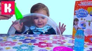 Мыльные пузыри Magic bubbles / Обзор игрушки