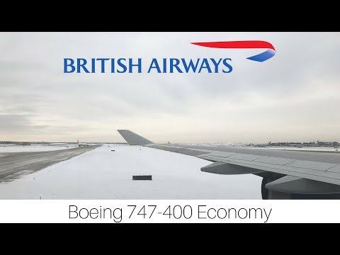 Trip Report | British Airways | London - Chicago | World Tra