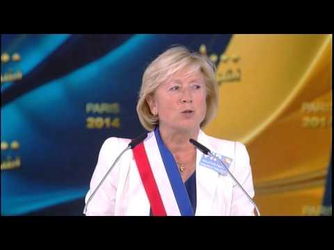 Speech by Martine Valleton at Paris Iranian gathering for democratic change 2014