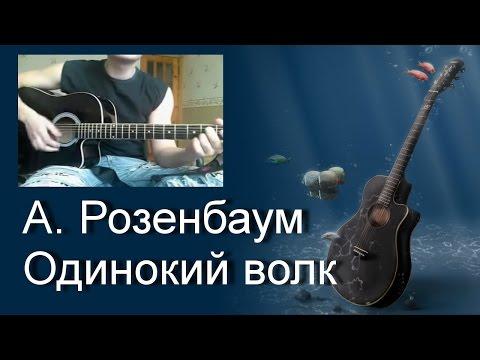 Слушать песню Ришат Борисов, аранж. А. Черненкова (Sonar X1d, Roland Fantom VS, живые гитары) - Одинокий волк (кавер версия известной песни А. Розенбаума)