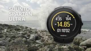 Suunto Spartan Ultra: Adventure Proof