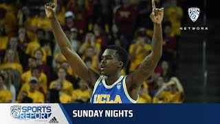 UCLA men's basketball clinches four-seed in tournament with win over rival USC