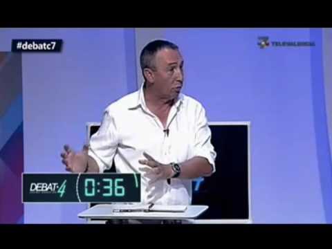 """Baldoví: """"La base de la nostra economia són les xicotetes empreses i Rajoy les ha castigades"""""""