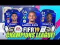 HOW TO TRADE WITH CHAMPIONS LEAGUE CARDS! (FIFA 19 Trading & Investing Guide)