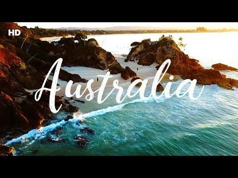 BEST OF AUSTRALIA 2018 (HD). Epic landscapes!