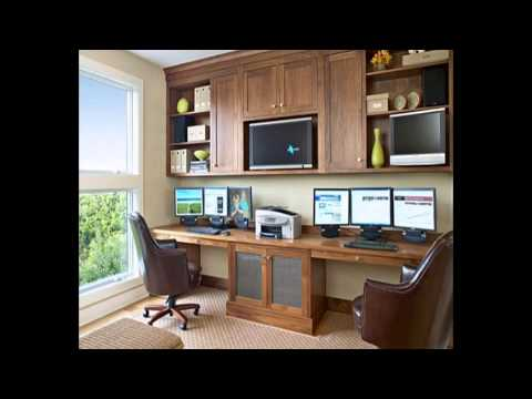Amazing Custom Home Office Design Ideas Sydney Australia - Youtube