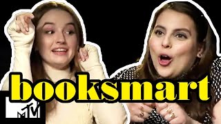 Baixar Booksmart Cast On The Awkward Sex Scene & Play Teen Movie Charades