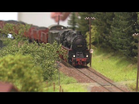 Modellbahnmesse Dresden 2016