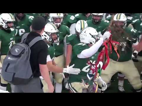 2018 Rocky Mountain College Football Highlights