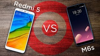 Сравнение смартфонов Xiaomi Redmi 5 и Meizu M6s