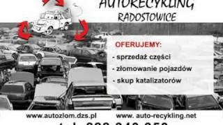 auto złom skup pojazdów złomowisko śląsk