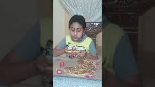تحدى البيتزا