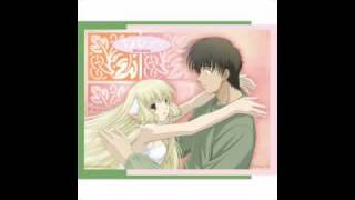 Chobits - Let Me Be With You (English)