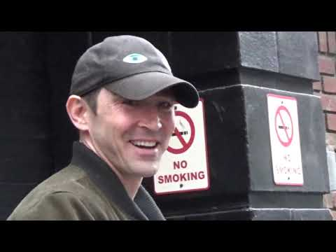Lee Pace Signs for  April 15, 2018