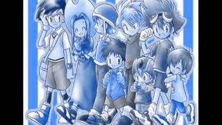 Gambar cover Digimon we miss you.