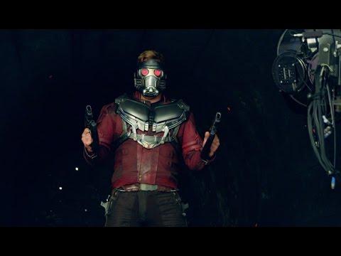 Guardians of the Galaxy Vol. 2: Behind the Scenes Movie Broll 2- Chris Pratt