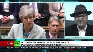 Scotland's independence vote is window dressing – Galloway